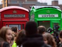 Лондонские телефонные будки превратят в зарядные станции