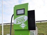 Беларусь: встране открыта первая станция экспресс-зарядки электромобилей
