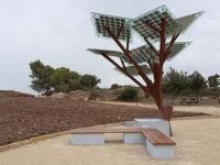 Деревья ссолнечными батареями появились вИзраиле