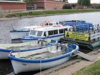 Напричалах Петербурга моторы катеров будут заряжаться отсолнечных батарей