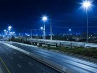 На федеральных трассах устанавливают энергосберегающее освещение