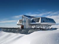В Антарктиде начали использовать возобновляемые источники энергии