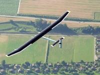 Самолет на солнечных батареях пролетит 35 тысяч километров