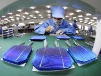 Завод «Хевел» приступил к промышленному производству солнечных модулей