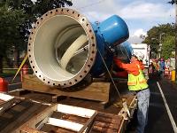 В США начали превращать водопроводы в гидроэлектростанции