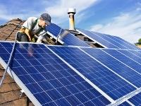 В столице планируют строить дома на солнечных батареях