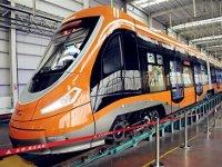 Представлен первый в мире трамвай на никель-водородных аккумуляторах