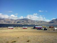 Кош-Агачская солнечная электростанция начала работу на оптовом рынке электроэнергии и мощности