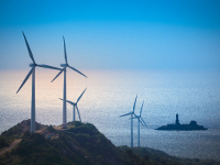Бельгия планирует построить искусственный остров с ветропарком