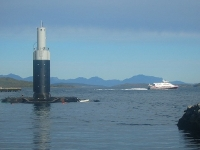 Первая в мире плавучая приливная электростанция готовится к запуску