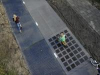 Эффективность нидерландской солнечной дороги превысила все ожидания