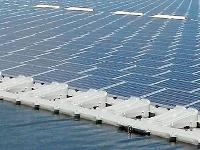 В Японии заработала крупнейшая в мире плавучая солнечная электростанция