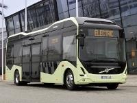 Первые электробусы Volvo будут курсировать по дорогам Швеции