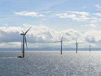 Великобритания: вторая повеличине вмире ветровая электростанция открыта вУэльсе