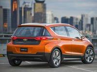 Chevrolet испытывает электромобиль за30 000 долларов