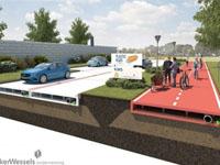 Нидерланды будут строить дороги изпластика ипереработанного мусора