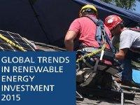 270 млрд долл. было вложено ввозобновляемую энергетику в2014году