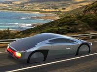 Австралийцы сделали спорткар насолнечных батареях