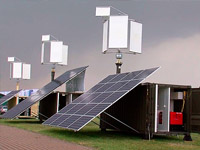 ВЧехии изобрели экологически чистую электростанцию размером сконтейнер