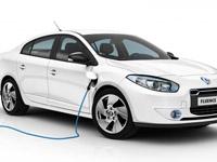 Французская икитайская компании выпустят нарынок новый электромобиль