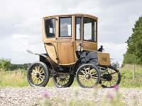 ВДании нааукционе продали 110-летний электромобиль
