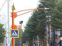 Кемерово: наавдорогах появились «экономичные» светофоры