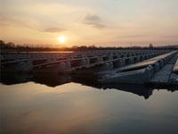 Строительство плавающей солнечной электростанции началось вВеликобритании
