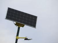 ВНаходке установили светофоры насолнечных батареях