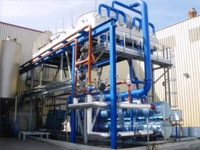 Паростанция, использующая отходы производства, работает во Франции