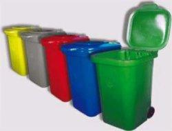 В Симферополе хотят установить 300 контейнеров для сбора пластиковых бутылок