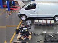 Renault иCarwatt дали вторую жизнь бывшим вупотреблении аккумуляторам