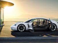 Электромобиль Porsche станет серийным!