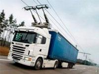 ВШвеции появится экспериментальная трасса длягрузового электротранспорта