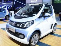 Китайская компания выпустит новый компактный электрокар