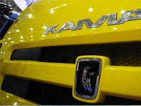 Разработана специальная зарядка дляэлектрокаров концерна КамАЗ