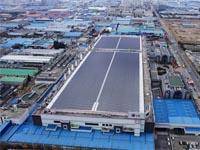 LG инвестирует $435 млн впроизводство солнечных панелей