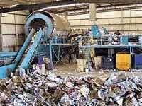 Завершающий возведение комплекса переработки ТБО за400 млн рублей орловский «Экополис» запланировал новые проекты