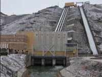 НаБаксанской ГЭС остановлен накапремонт гидроагрегат № 2