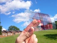 Новая технология производства солнечных батарей, независящих отсолнца