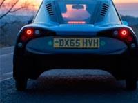 Самый экономичный водородный автомобиль появится в2018году