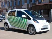 Первые электропарконы появились взоне платных парковок вМоскве