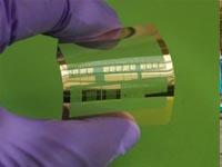 Нанотехнологии позволили создать самый быстрый вмире гибкий транзистор