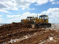 ИзУфы наполигон ТБО вывезено 73 000 кубометров мусора
