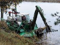 ВГаджиево расчищают русла реки Сайда