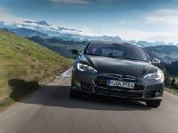Владелец Tesla заплатил штраф зазагрязнение воздуха