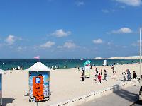 Пляжи Дубая продолжают оборудовать ВИЭ
