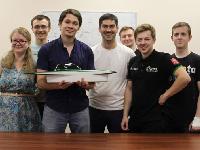 Студенты вПетербурге строят солнцемобиль