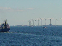 Великобритания построит вторую морскую ветряную ферму за$7,8 млрд