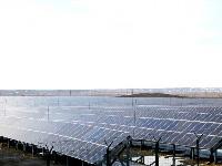 Аномально жаркое лето увеличило выработку солнечной энергии наОрской фотоэлектростанции