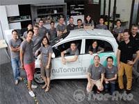 Компания nuTonomy запустила вСингапуре первое вмире полноценное беспилотное такси
